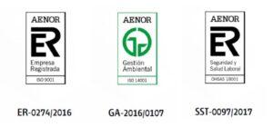 Captura | Certificaciones De Calidad, Medio Ambiente, Seguridad Y Salud